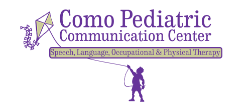 Como Pediatric Communication Center Logo