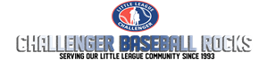 Little League Challenger Baseball Logo